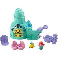 @Cindy Homyak Fisher-Price Little People Disney Princess Ariel's Castle Play Set
