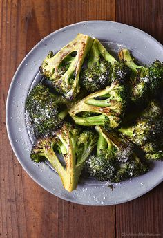 Best Roasted Broccoli Recipe