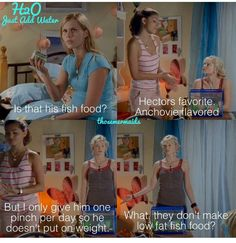 H2O Just Add Water Funny Quote Season 2