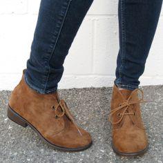 Dirty Laundry Pitch Tan Vegan Desert Boots for Women