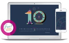 The Salt 2016 Calendar showcases illustrative numerals, inspired by celebrations! Download your very own 2016 August Ekka Day Calendar!