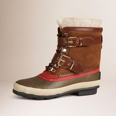 c38b4796057 20 Warm and Weatherproof Winter Boots for Snowy Days  Glamour.com Warm  Winter Boots