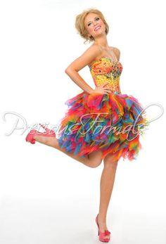 Precious Formals Dress P46625