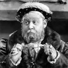 Charles Laughton in The Private Life of Henry VIII, 1932/33 best actor