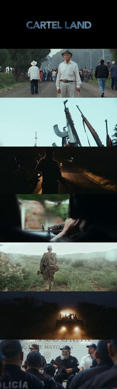 Cartel Land (2015) - Cinematography by Matthew Heineman, Matt Porwoll | Directed by Matthew Heineman