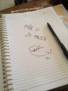 miss you my moodboaster😂