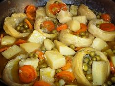 Αγκινάρες αλά Πολίτα: Μια ανοιξιάτικη γεύση μέσα στο χειμώνα! Picnic, Recipes, Food, Essen, Picnics, Meals, Ripped Recipes, Yemek, Eten