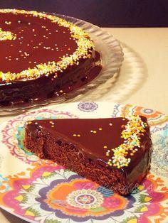 Σοκολατένιο κεικ με γκανάζ / Cooking(&)Art
