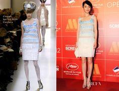 Zhou Xun In Chanel - 'Chinese Night'