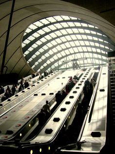Canary Wharf Station