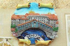 Venice Souvenir Fridge Magnet