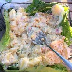 Wiener Kartoffelsalat mit Mayonnaise @ de.allrecipes.com