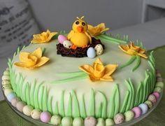#easter #cake #diy