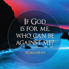 So, what do you think? With God on our side like this, how can we lose?  If God didn't hesitate to put everything on the line for us, embracing our condition and exposing himself to the worst by sending his own Son, is there anything else he wouldn't gla