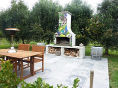 OUTDOOR OVEN | Private Residence - Glenbrook | Flox.co.nz