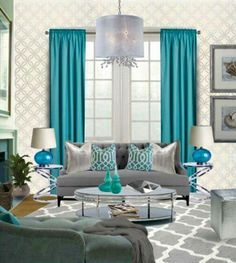Teal Living Room Custom Love The Dark Gray And   Home Design Ideas