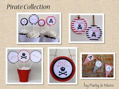 Pirate Door Sign - Pirate Welcome Sign - Pirate Decorations - Pirate Birthday. $11.00, via Etsy.