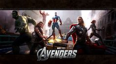 The Avengers wallpaper 24