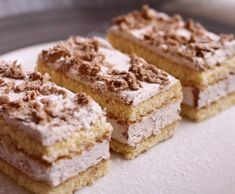 Hungarian Desserts, Hungarian Recipes, Poppy Cake, My Recipes, Banana Bread, Sweet Treats, Sweets, Snacks, Cookies
