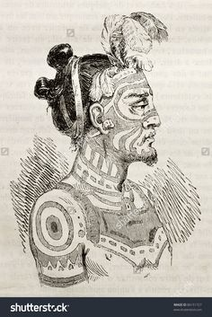 http://image.shutterstock.com/z/stock-photo-marquesas-islands-king-old-engraved-portrait-created-by-krusenstern-published-on-magasin-86151727.jpg