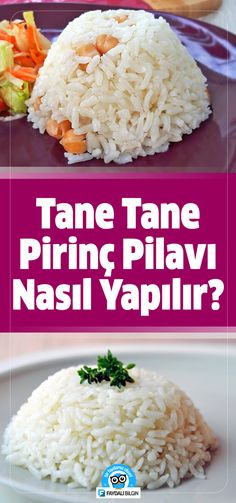 How to make Rice Pilaf prepared by Yummy Recipes? the Useful Scholar Source by yerlikayasefika Rice Dishes, Mac And Cheese, Kfc, Yummy Food, Yummy Recipes, Grains, Food And Drink, Soup, Favorite Recipes
