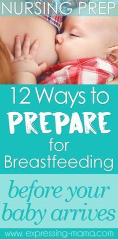 Are you preparing to breastfeed? Click to read our top tips on what your need to know and do before your baby arrives. We'll prepare you for it all.