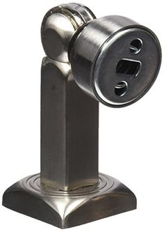 Uxcell Home Round Base Stainless Steel Magnetic Door Holder/Stopper/Doorstop ** Learn more by visiting the image link. (This is an affiliate link and I receive a commission for the sales) Door Holders, Doorstop, Door Stopper, Door Handles, Magnets, Image Link, Stainless Steel, Base, Amazon