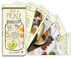 Pick a Pickle: 50 Recipes for Pickles, Relishes, and Fermented Snacks by Hugh Acheson