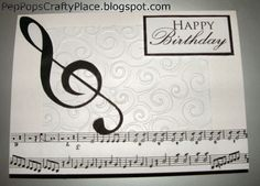 Verses For Music Birthday Cards
