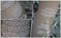 Lo sapete, Aprile è pazzo: pioggia, sole, freddo, caldo... Proteggiamo i nostri capelli e soprattutto la nostra cute dai capricci del tempo con uno shampoo trattante (e riequilibrante) 100% organico. Il suo nome? Zinc & Sage Shampoo di John Masters Organics!