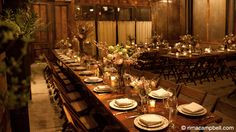 I love the Brooklyn Winery for nifty, rustic city weddings from 75-150.