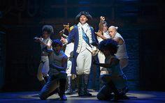 #Hamilton   'Hamilton' Shatters Tony Record with 16 Nominations (Photo: Joan Marcus)