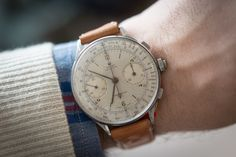 Rolex reference 4113 split second chronograph