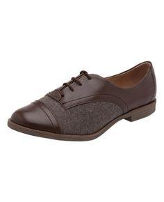 Zapato Café Tipo Bostoniano