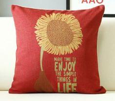 Gorgeous Linen pillow covers