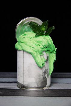 Minz-Eis (ohne Ei)