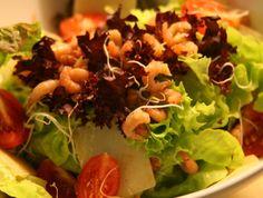 Bunter frischer Salat
