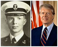 Jimmy Carter-Navy-Naval US President)