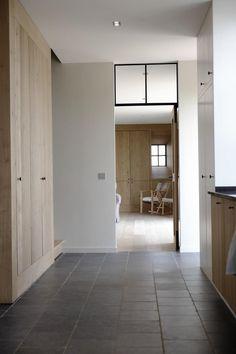 Residence FB / Interior Design by Vincent Holvoet