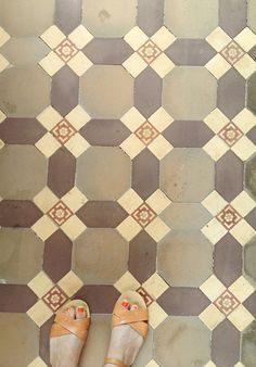 amazing floors, photo by Kara Rosenlund.