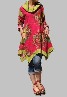 Lovely tunic!!: