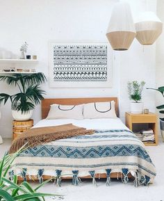 Bohemian Bedroom Decor And Design Ideas (43)