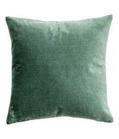 Samettinen tyynynpäällinen