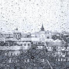 Make It Rain, Contemporary Wall Art, Schmidt, Fine Art Photography, Fine Art America, Paris Skyline, City Photo, Art Gallery, Artwork
