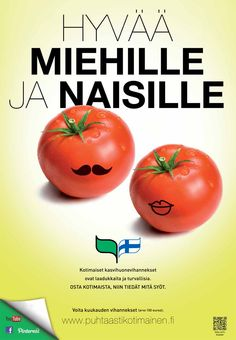 Puhtaasti kotimainen - Hyvää miehille ja naisille. 2013 Vegetables, Food, Essen, Vegetable Recipes, Meals, Yemek, Veggies, Eten