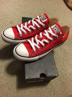 reputable site 82f85 0995e The Converse Chuck Taylor All Star OX Low Top Sneakers are composed of a  durable textile upper.