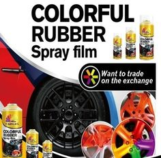 [S$7.90](▼81%)removable rubber paint for rim household product /plastic dip spray paint DIY