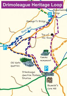 The Drimoleague Heritage Walkways - Explore West Cork