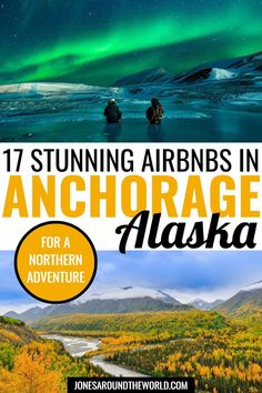 Are you planning an unforgettable trip to most northern state and you're on the hunt for the best Airbnb Anchorage rentals? Well, here is a list to provide you with some romantic, opulent, and fun vacation rentals in the Land of the Midnight Sun! Anchorage is unlike any other U.S. city. This beautiful Alaskan gem lies at the base of the Chugach Mountains, forming the Cook Inlet. The inlet boasts an abundance of wildlife, from salmon and whales to moose and brown bear. #alaska #anchorage… Vacation Rentals, Vacation Trips, Usa Travel, Travel Tips, Alaska Cruise Tips, Travel Around The World, Around The Worlds, Alaska Adventures, Midnight Sun
