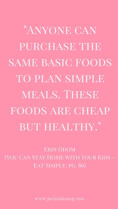 how to stay home with your kids #sahmtips #homemaking #healthyeating